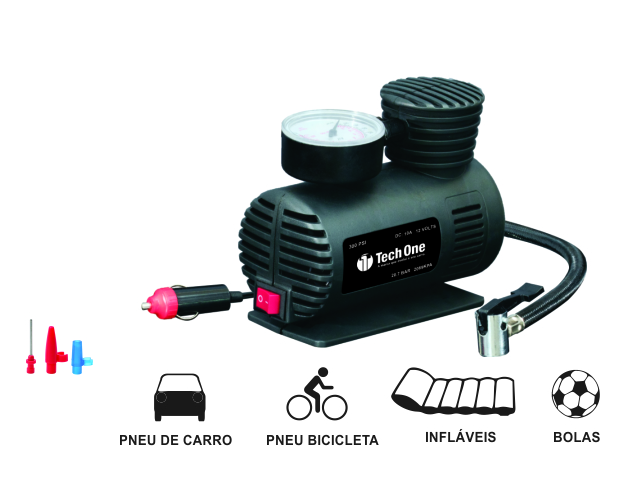 Compressor de ar automotivo