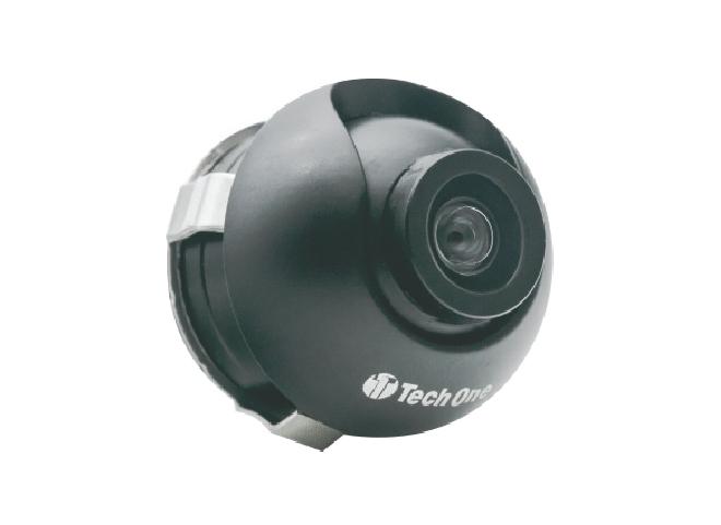 """Câmera de ré tartaruga ajustável """"mini"""""""